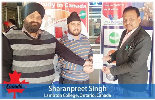 Sharanpreet Singh