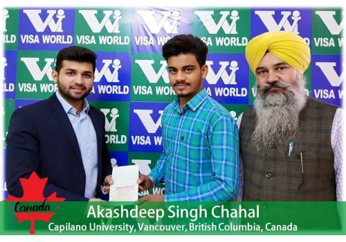 Akashdeep Singh Chahal