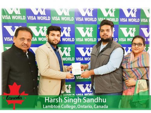Harsh Singh Sandhu
