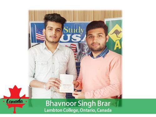 Bhavnoor Singh Brar