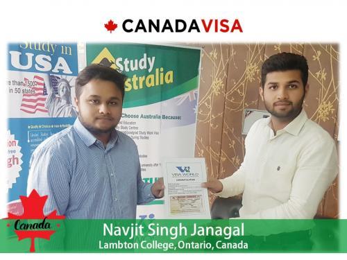 Navjit Singh Janagal