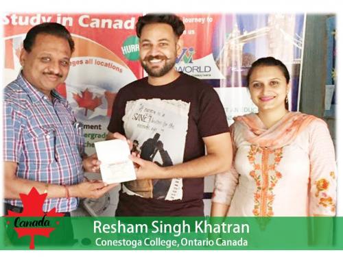Resham Singh Khatran